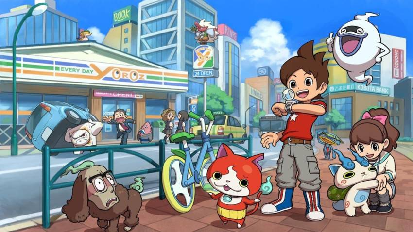 Yo Kai Watch 3 Featured Image