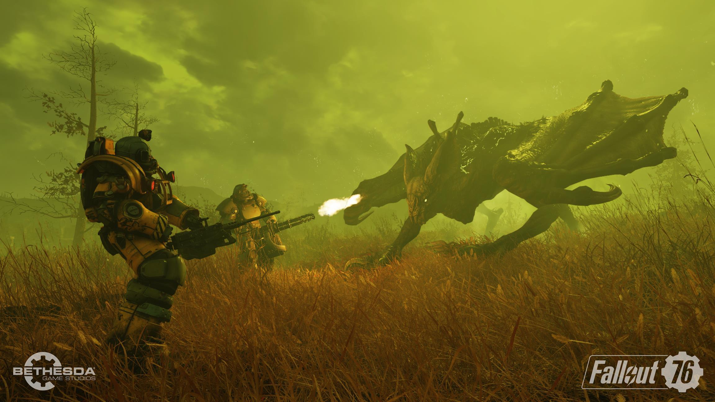 Fallout 76 Launch Screens 6