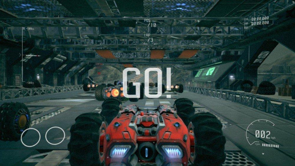 Grip Combat Racing Screen2