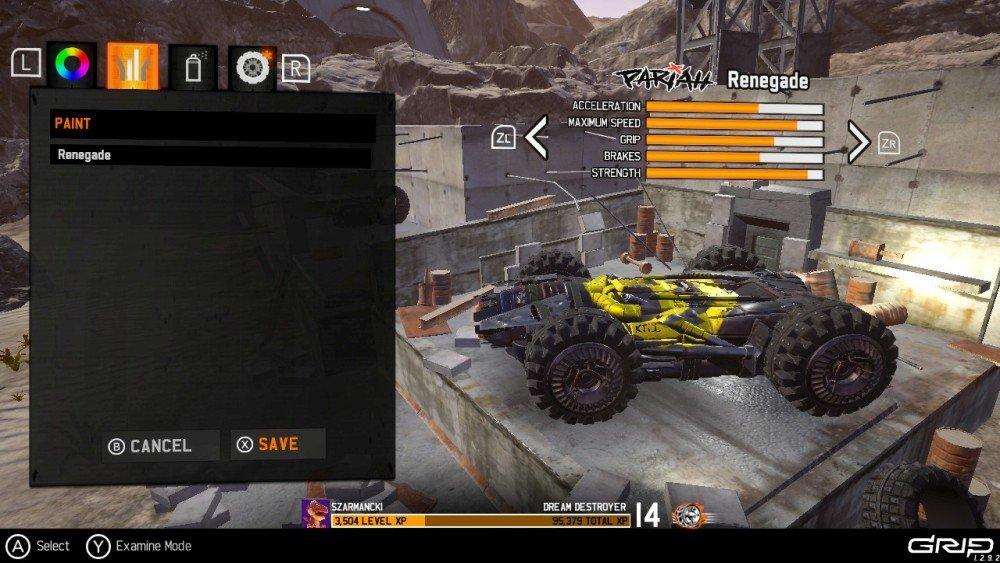Grip Combat Racing Screen3