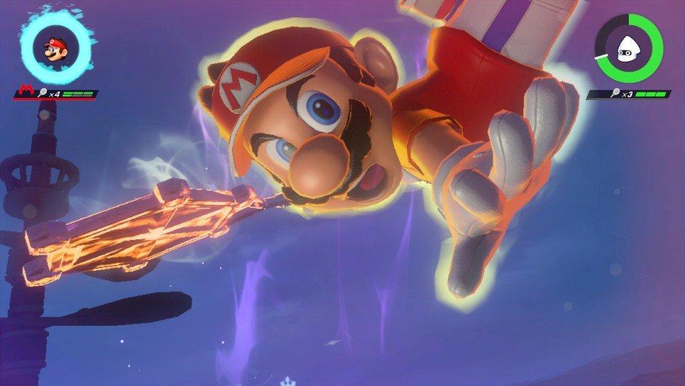 Mario Tennis Aces Screen5
