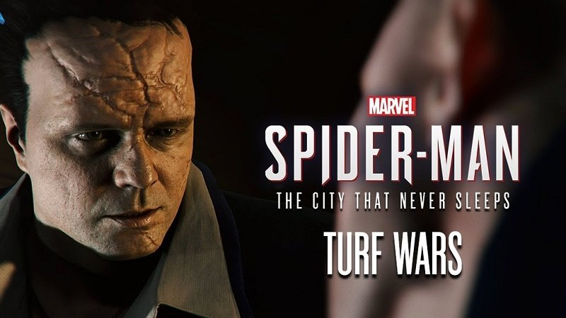 Marvel's Spider Man Dlc Turf Wars