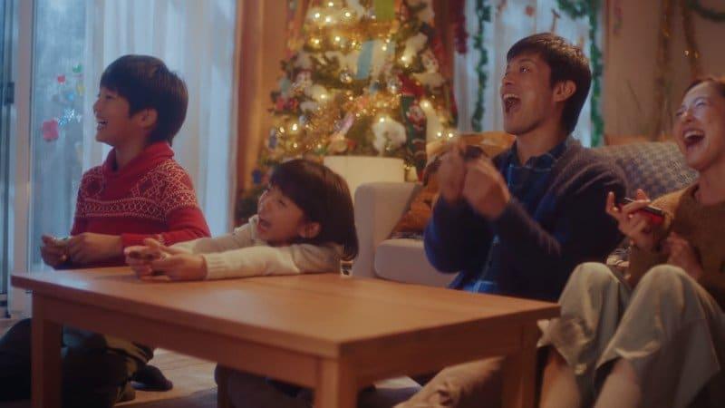Reklama Nintendo Switch