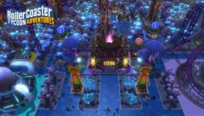 Rollercoaster Tycoon Adventures Screen 3