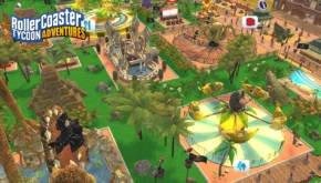 Rollercoaster Tycoon Adventures Screen 4