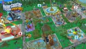 Rollercoaster Tycoon Adventures Screen 5