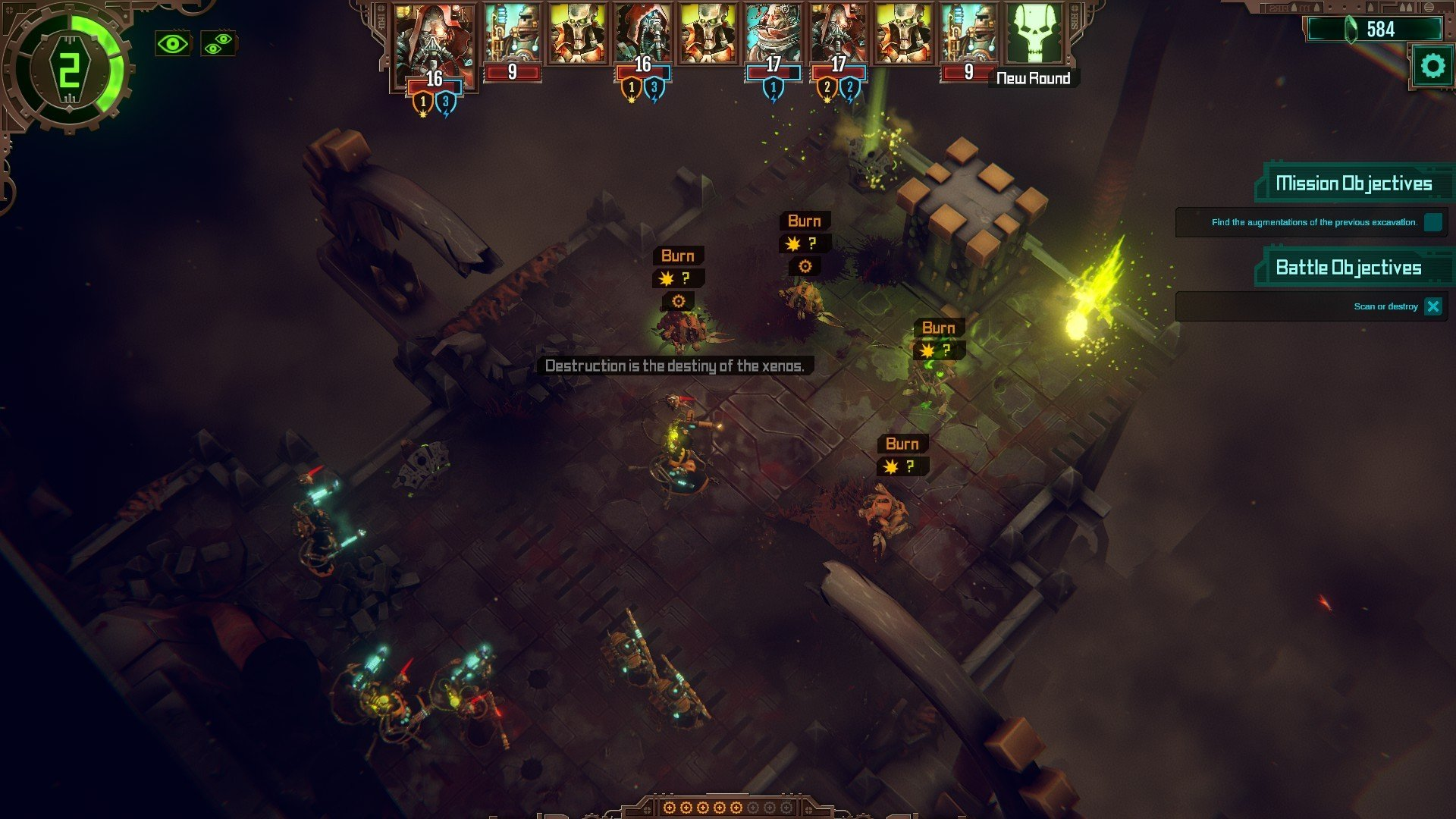 Warhammer 40,000 Mechanicus Screen 9