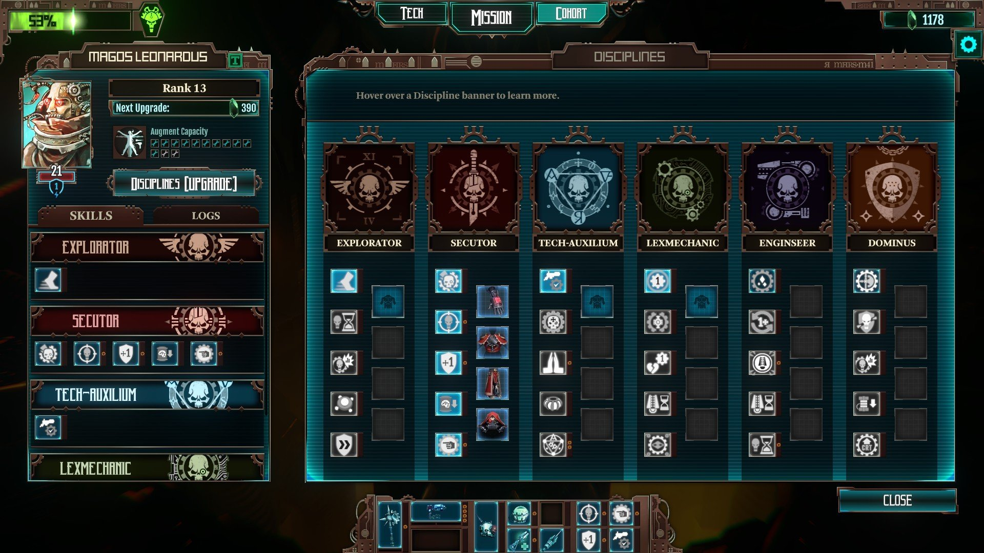 Warhammer 40,000 Mechanicus Screen5