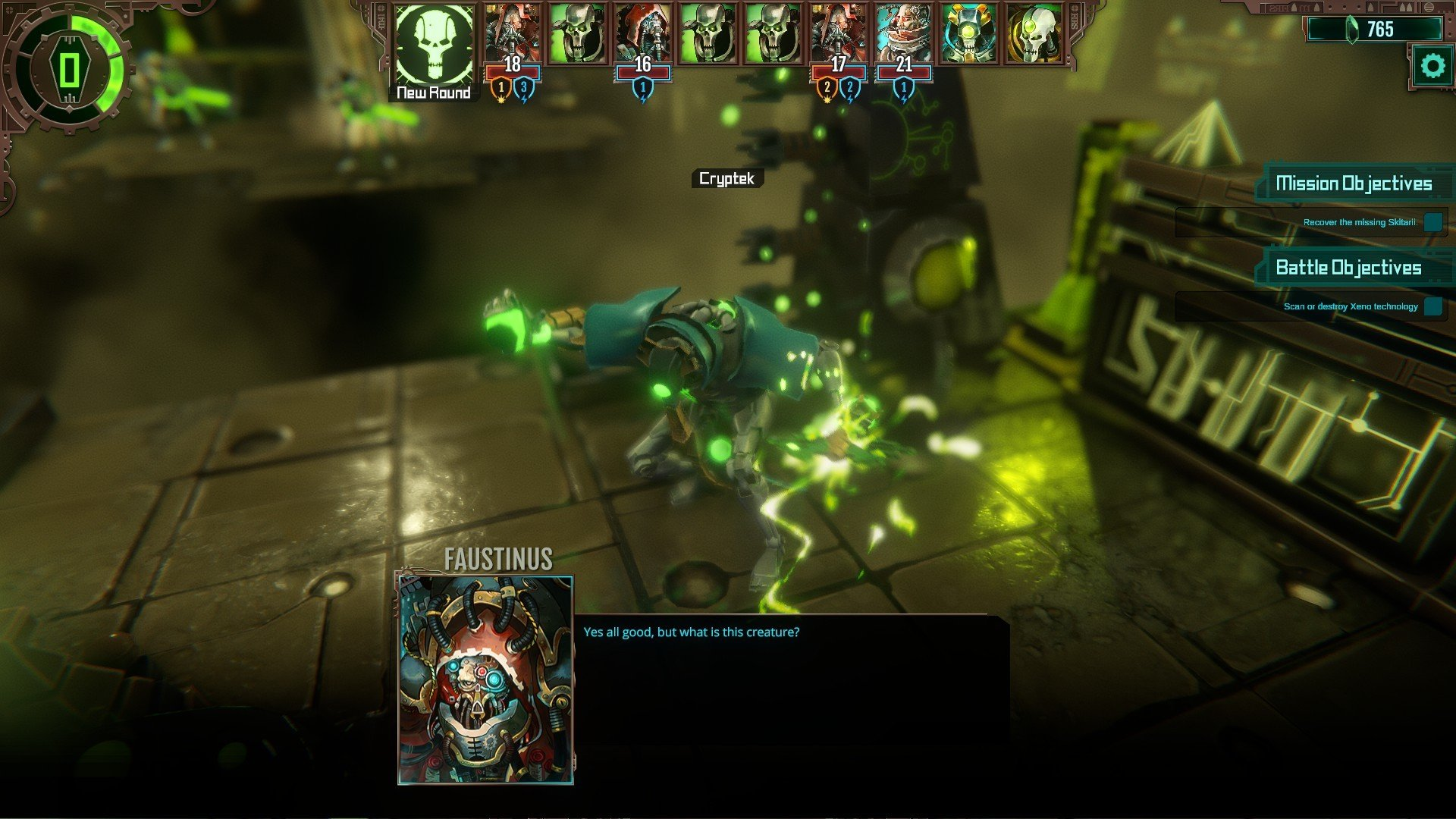 Warhammer 40,000 Mechanicus Screen8