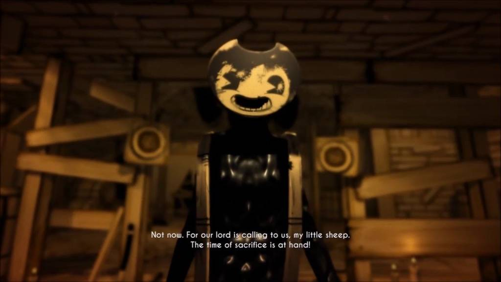 Bendy And The Ink Machine Chapte