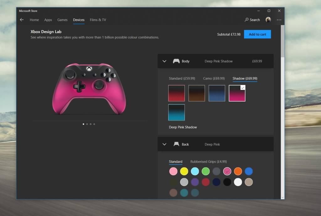 Design Lab Ms Store App