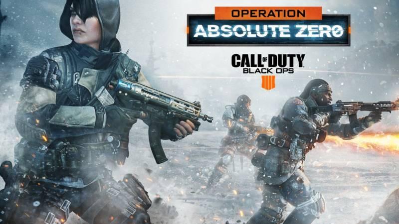 Call Of Duty Black Ops 4 Operacja Zero Bezwględne