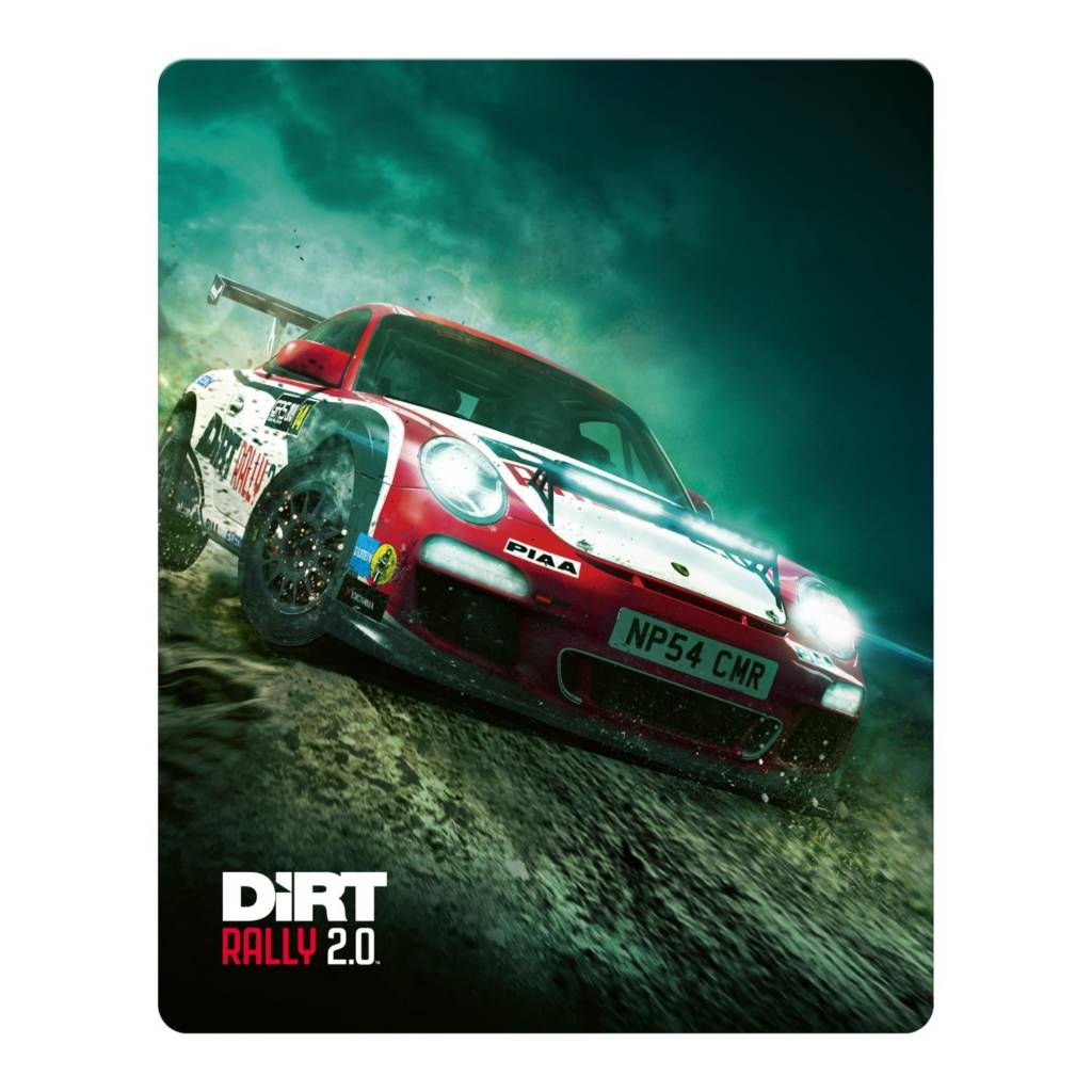 Dirt Rally 2.0 Steelbook