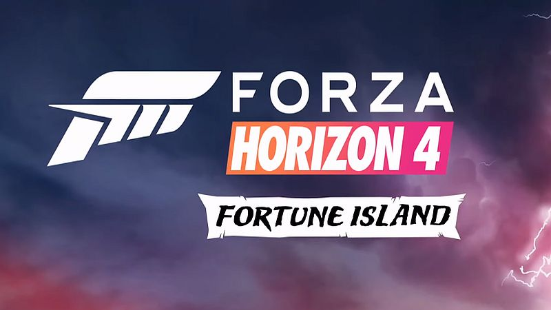 Forza Horizon 4 Treasure Island
