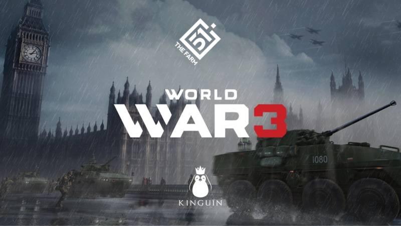Kinguin Indie Valley World War 3