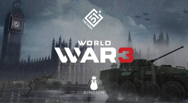 Kinguin Indie Valley World War 3