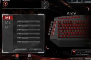 Lenovo Y Gaming Mechanical Switch Keyboard Oprogramowanie