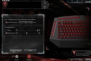 Lenovo Y Gaming Mechanical Switch Keyboard Oprogramowanie Zmiana Podświetlenia