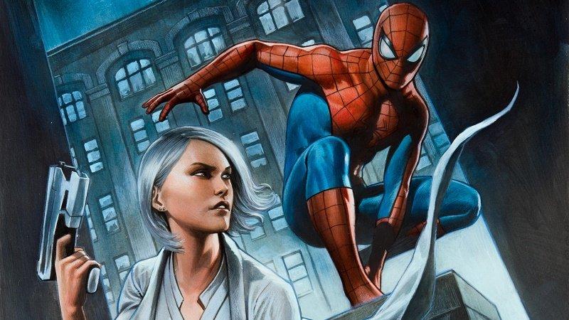Marvels Spider Man Dlc Silver Lining