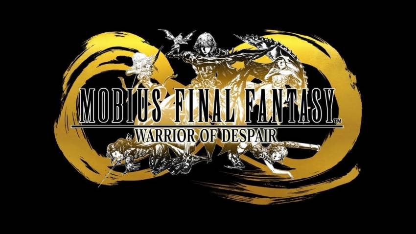 Mobius Final Fantasy Warrior Of Despair