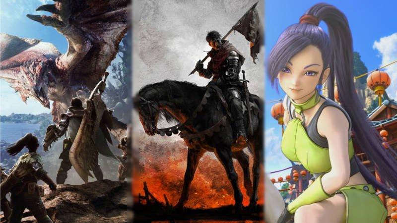 Najlepsze gry RPG 2018 roku