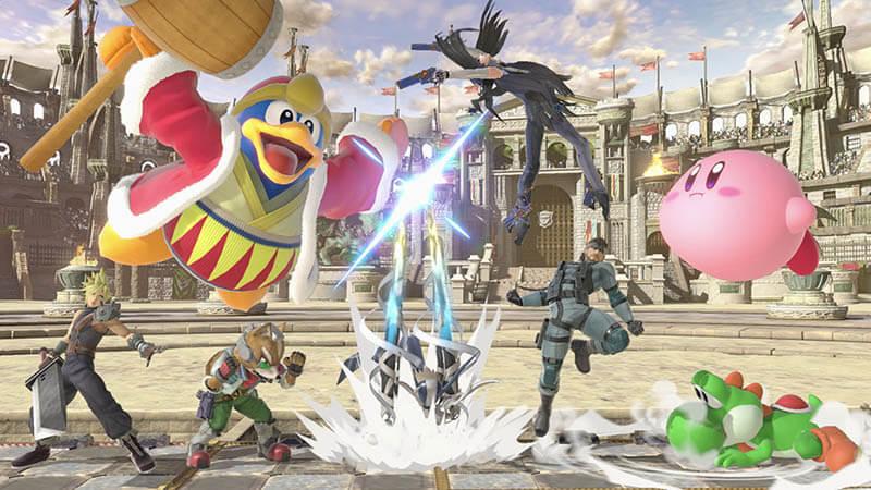 Super Smash Bros. Ultimate 1