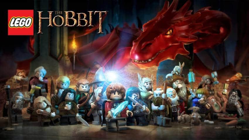 Lego The Hobbit 001