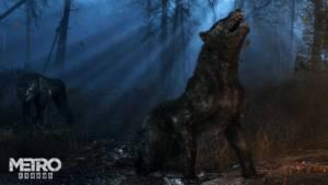 Metro Exodus Wolf