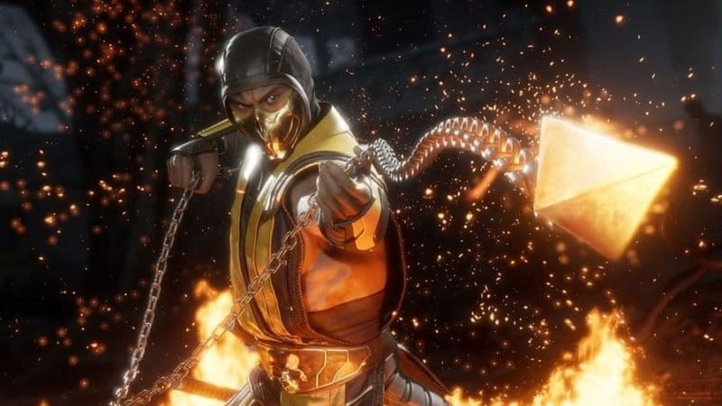 mortal kombat 11 personagens