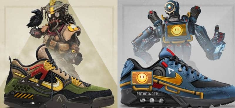 Buty Apex Legends