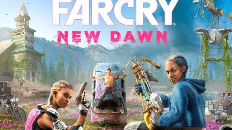 Far Cry New Dawn Logo