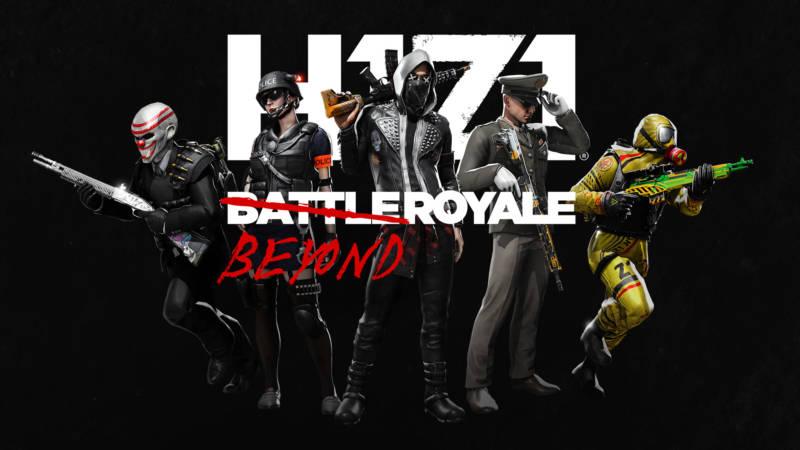 H1z1 Beyond Royale