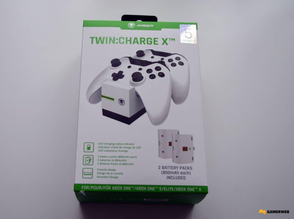 Snakebyte Twincharge X Recenzja