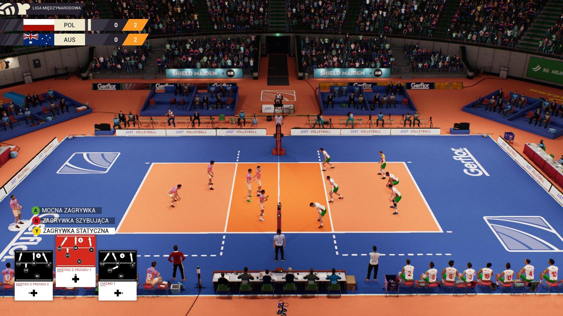 Spike Volleyball Screen (3)
