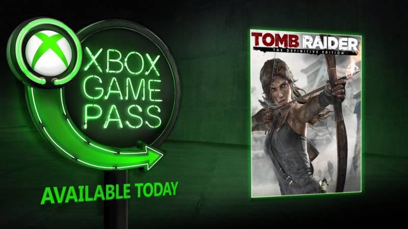 Tomb Raider: Definitive Edition trafiło do usługi Xbox ...