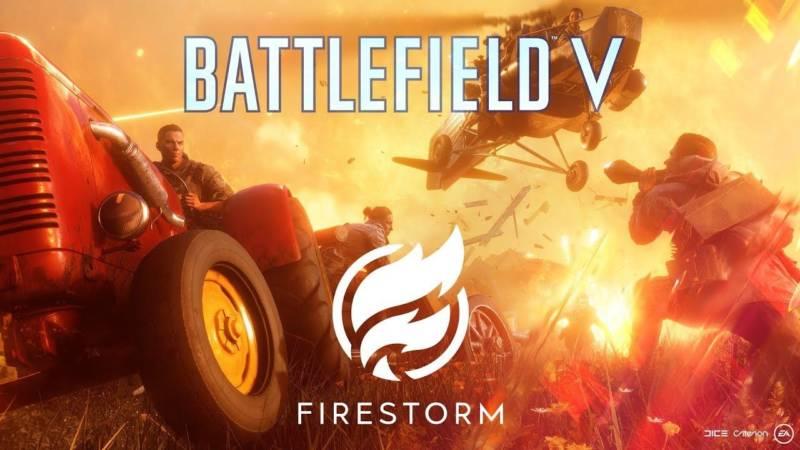 Battlefield V Burza Ognia