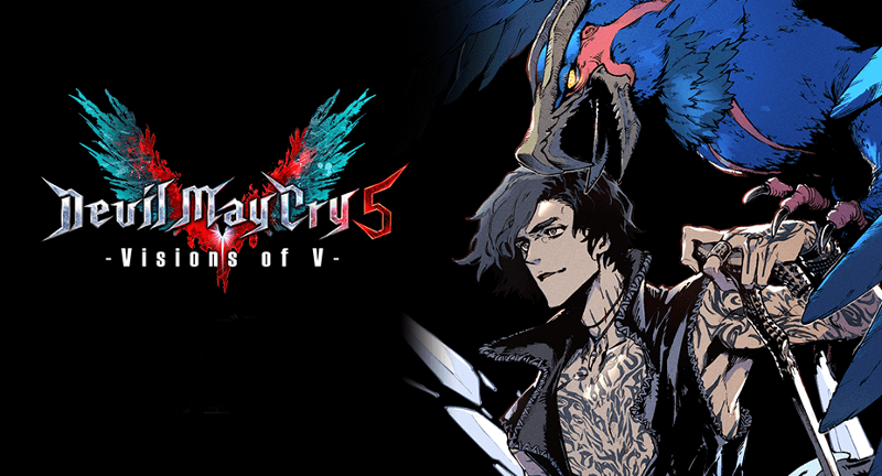 Devil May Cry 5 Visions Of V
