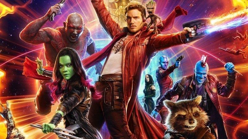 Guardians of the Galaxy Vol 2 wallpaper
