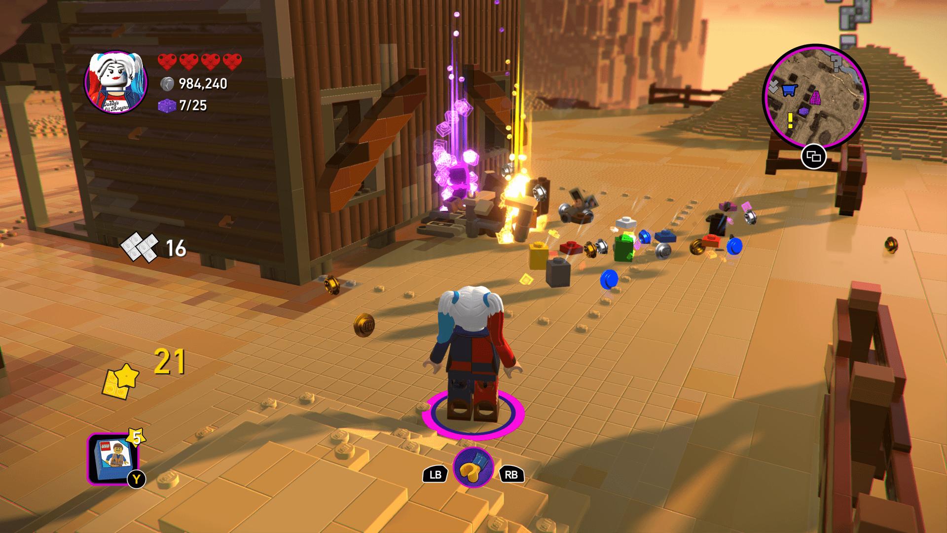 LEGO Przygoda 2 Gra wideo5
