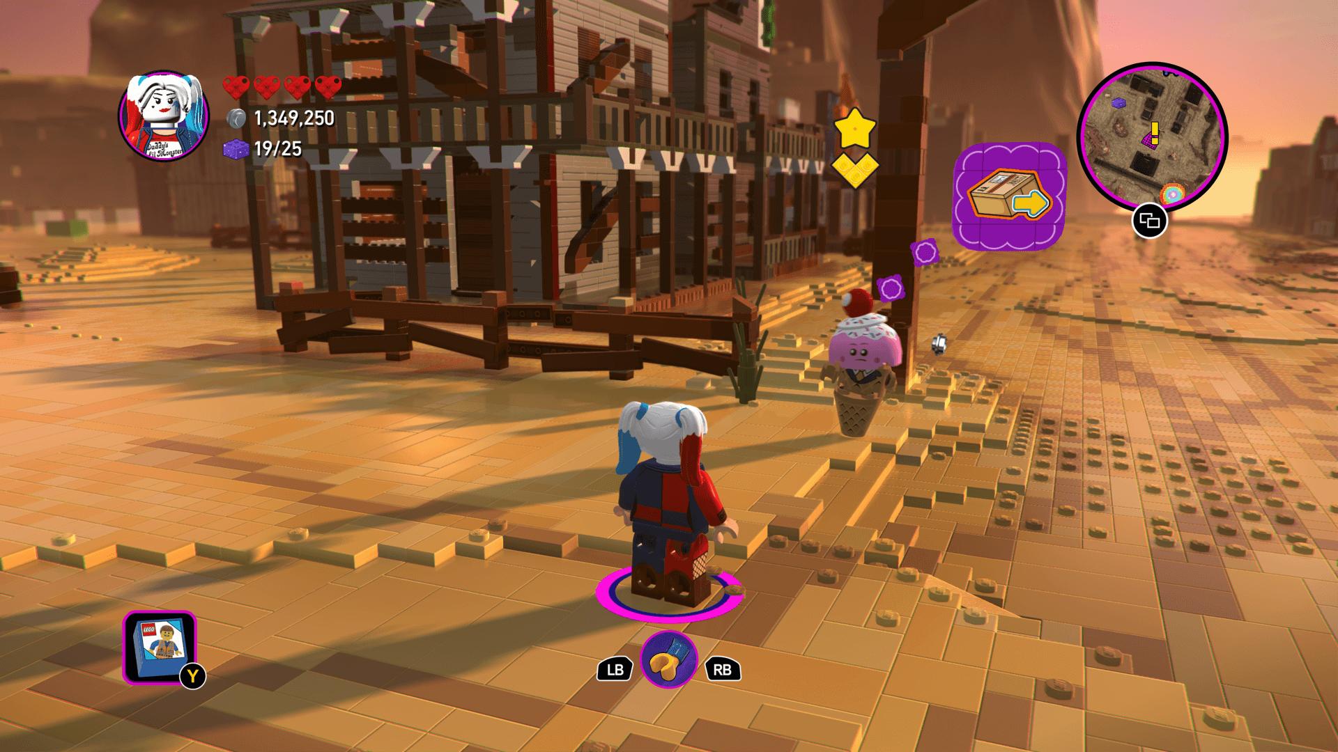 LEGO Przygoda 2 Gra wideo2