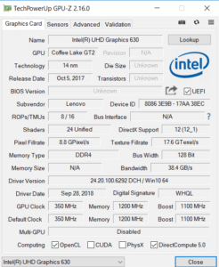 Lenovo Ideapad 330 15ich Testy I Parametry (6)