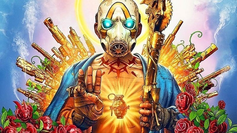 Borderlands 3 Okładka