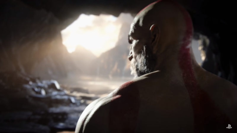 God Of War Raising Kratos