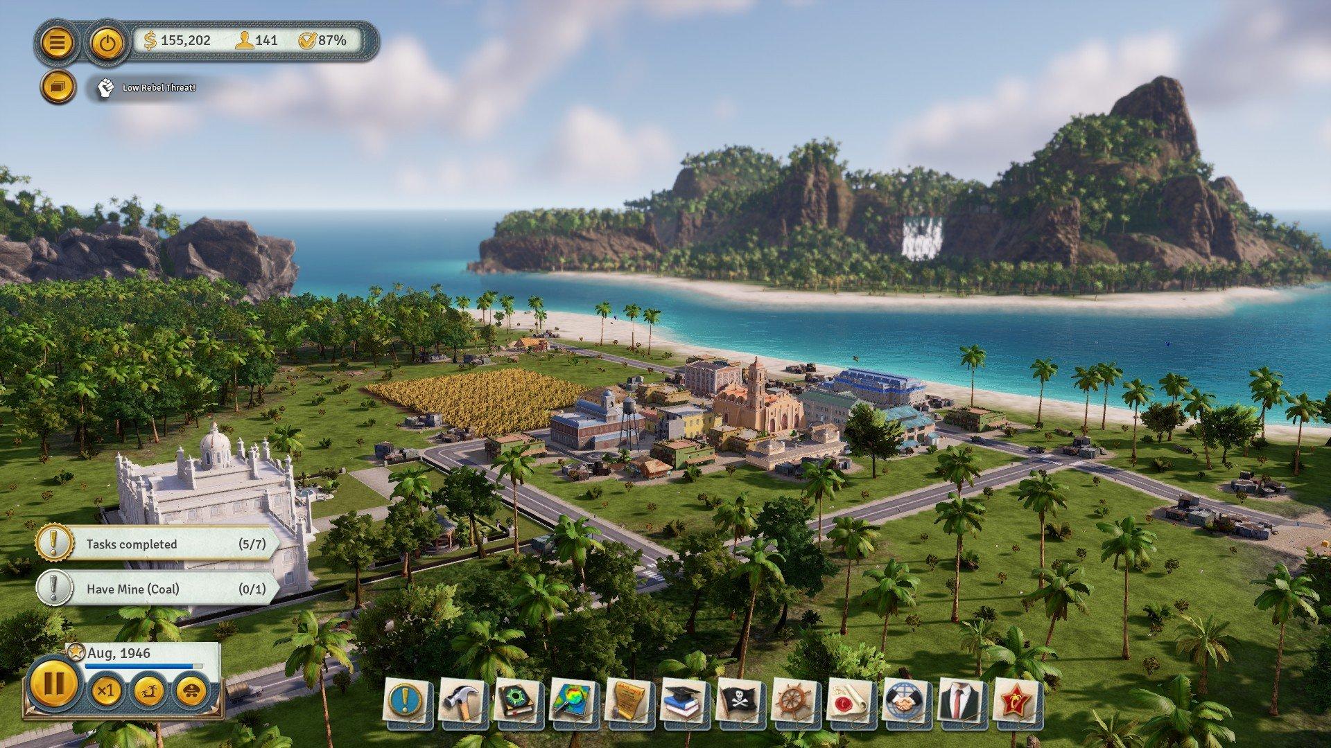 Tropico Screen1