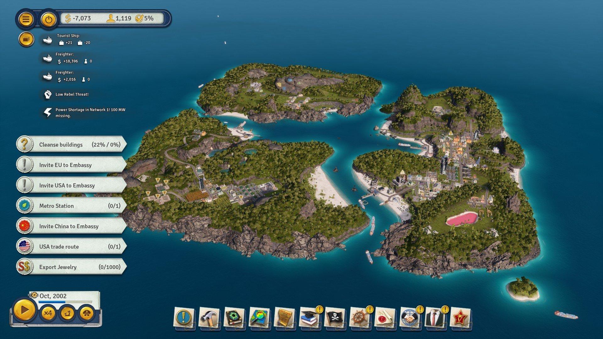 Tropico Screen3