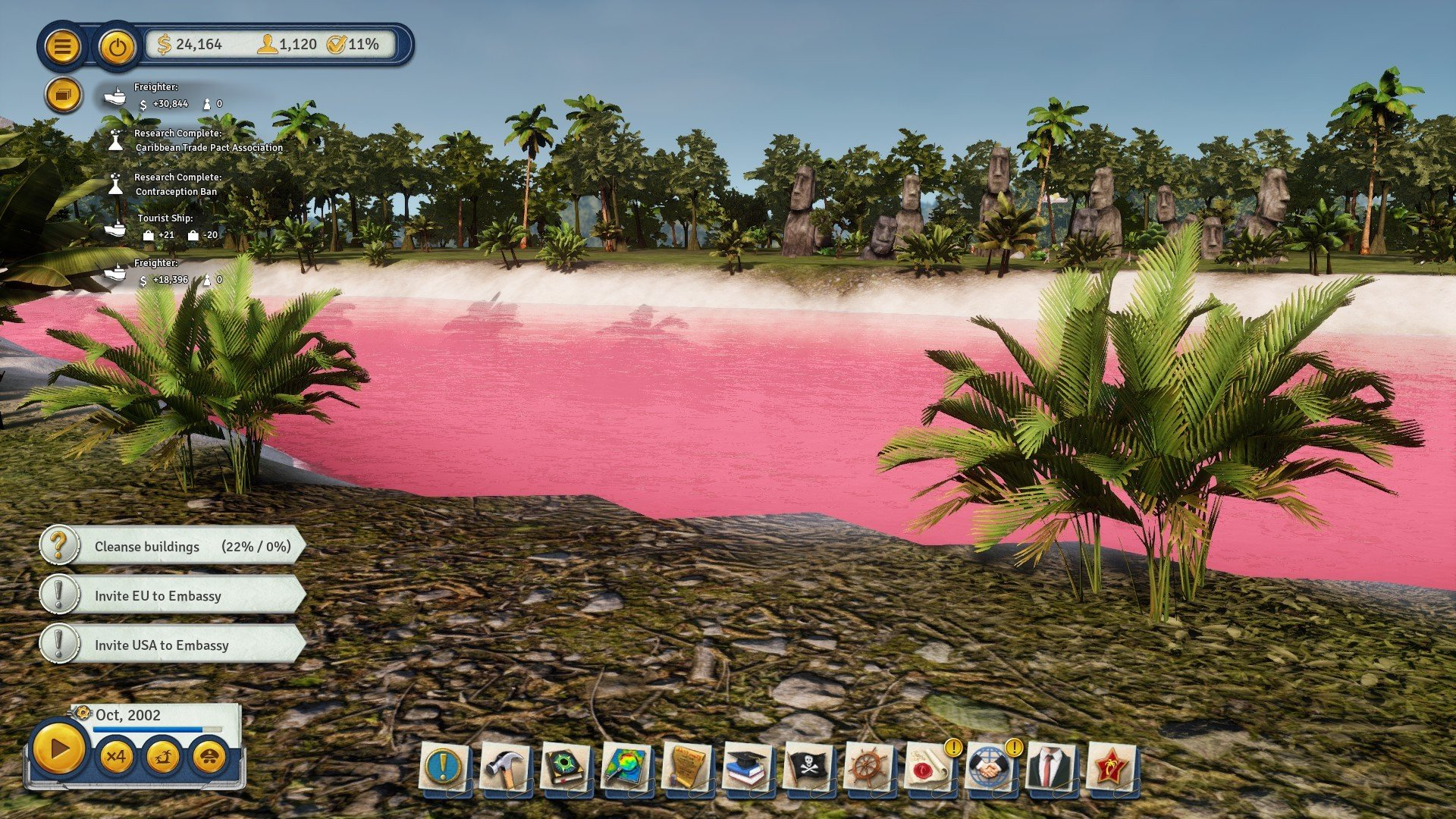 Tropico Screen5