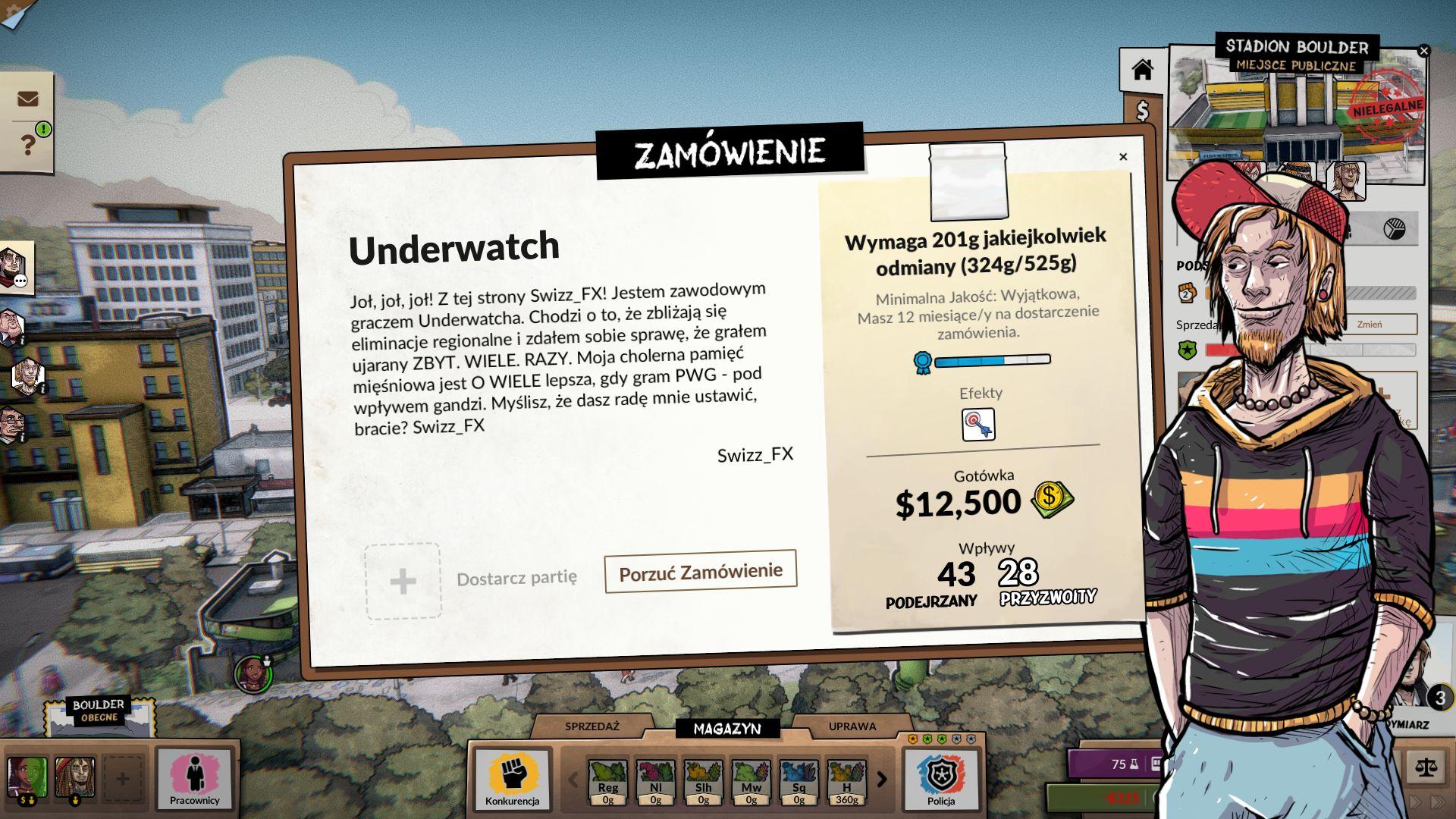 Weedcraft Inc Screen 1