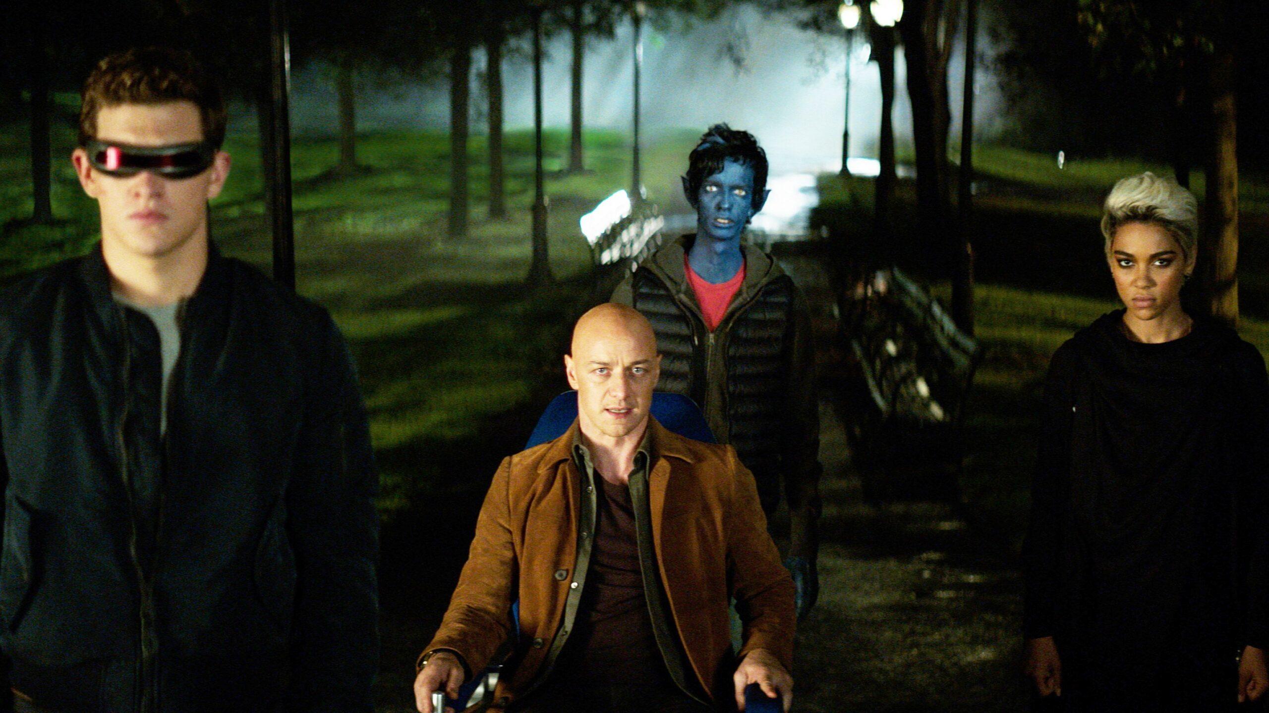X-Men: Mroczna Phoenix4