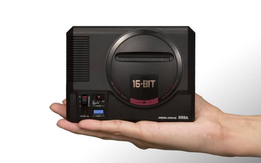 Mega Drive Mini e1559722102326