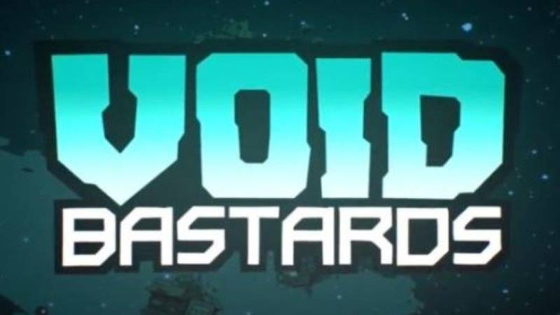 Void Bastards Logo